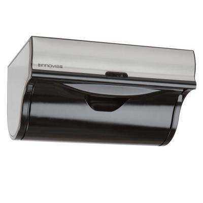 Automatic Paper Towel Dispenser - Black