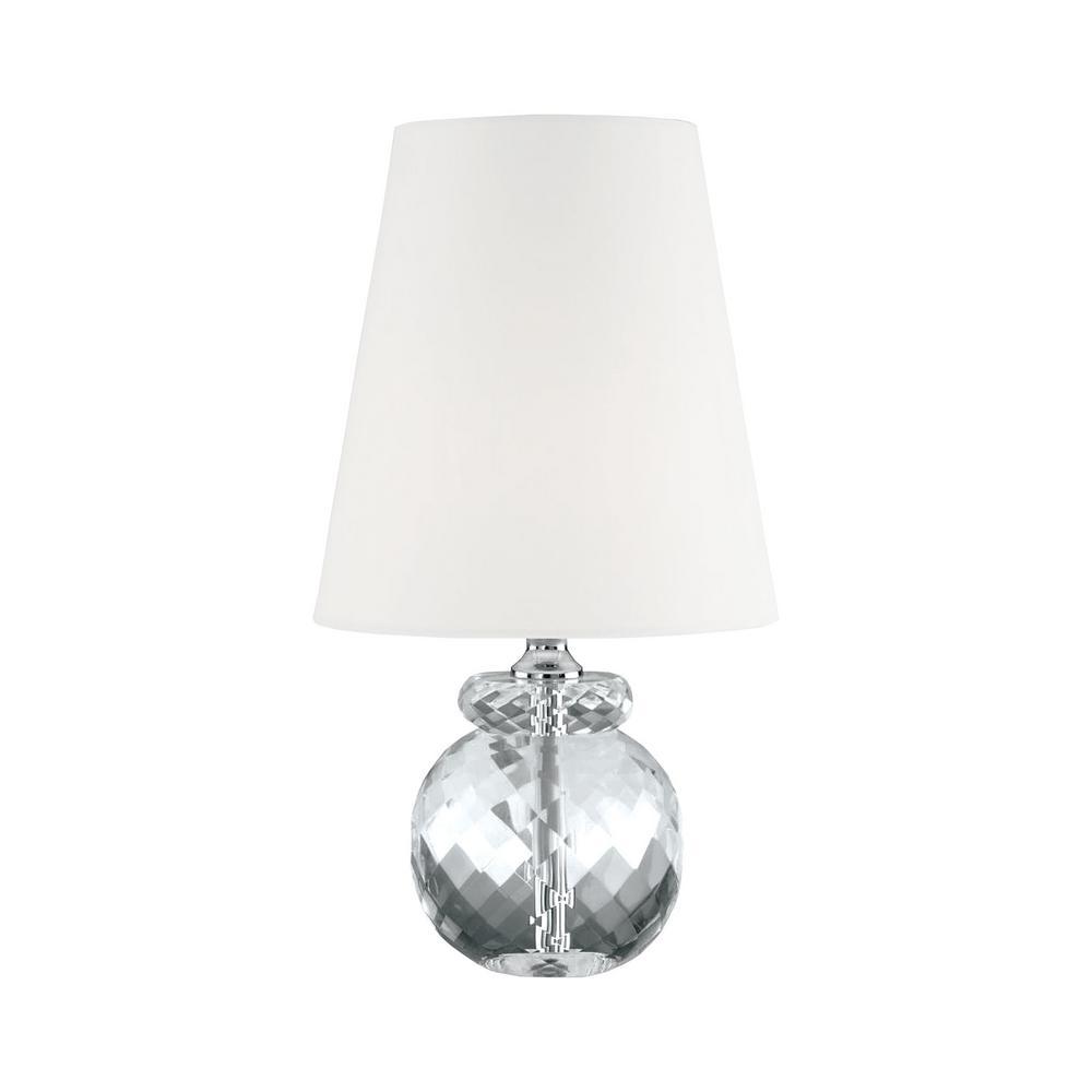 Titan lighting 16 in clear cut crystal table lamp tn 891572 the clear cut crystal table lamp aloadofball Gallery