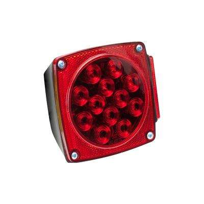 80 in  Right/Curbside LED 6 Function Rear Light