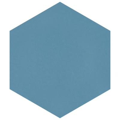 Textile Hex Niagara 8-5/8 in. x 9-7/8 in. Porcelain Floor and Wall Tile (11.56 sq. ft. / Case)