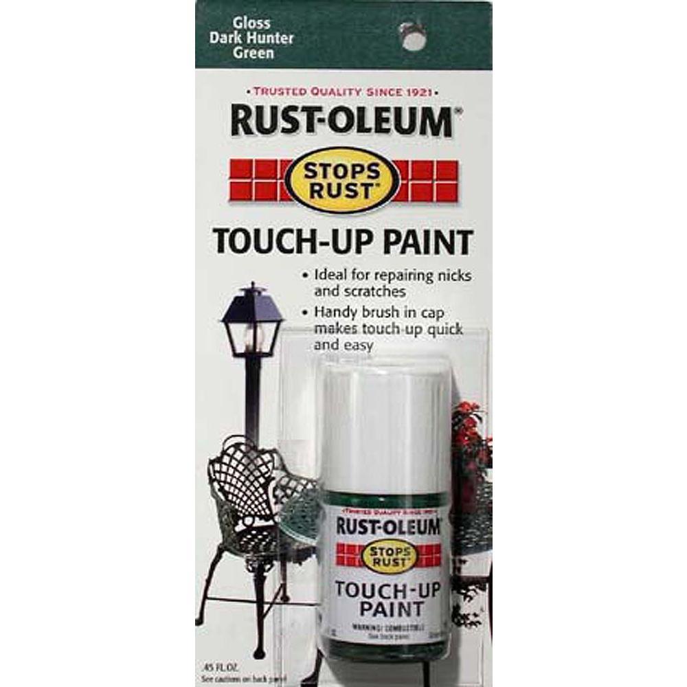 0.45 oz. Gloss Dark Hunter Green Touch-Up Paint (Case of 6)