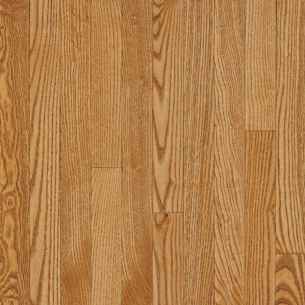 American Originals Spice Tan White Oak 3/4 in. T x 3-1/4