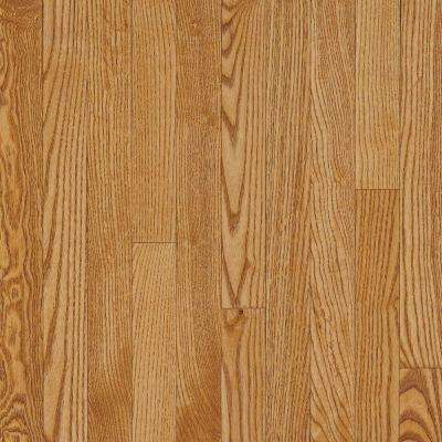 American Originals Spice Tan White Oak 3/4 in. T x 3-1/4 in. W x Random L Solid Hardwood Flooring (22 sq. ft. / case)