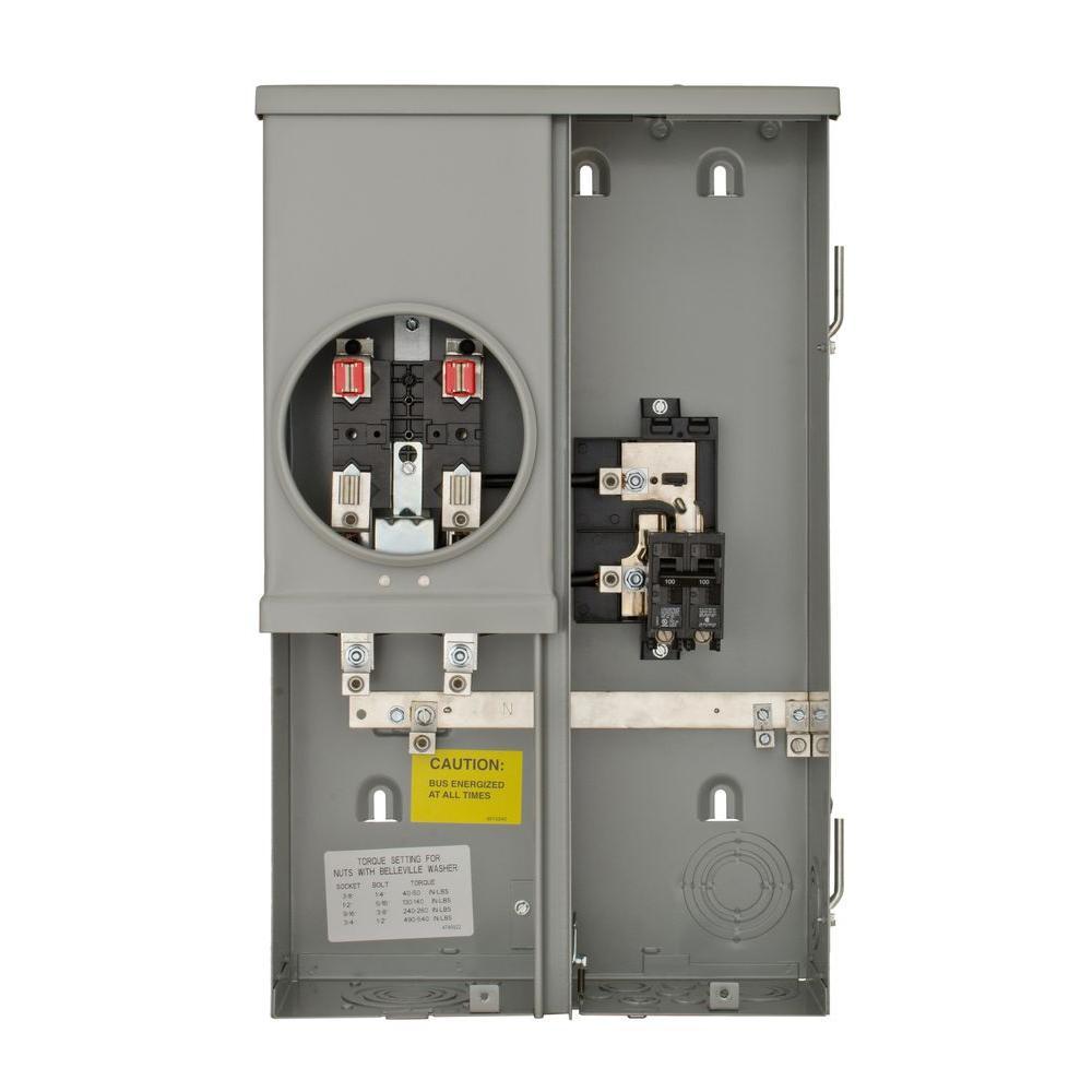 siemens 200 amp 2-space 2-circuit overhead/underground ... wiring a meter board wiring a meter combo