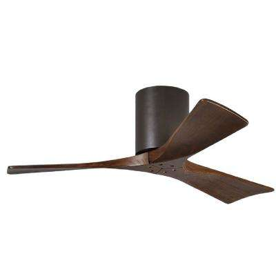 Bronze Remote Control Included Flush Mount Ceiling