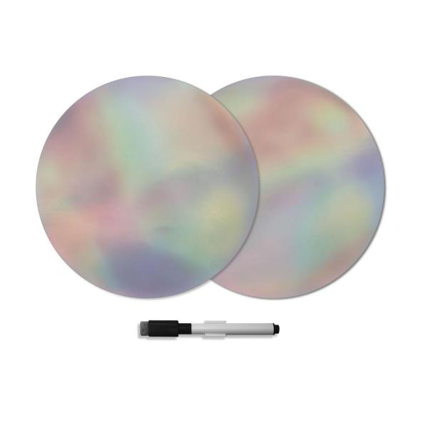 Prism Dry Erase Dots Wall Decals (Set of 2)