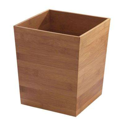 Formbu Waste Basket in Bamboo
