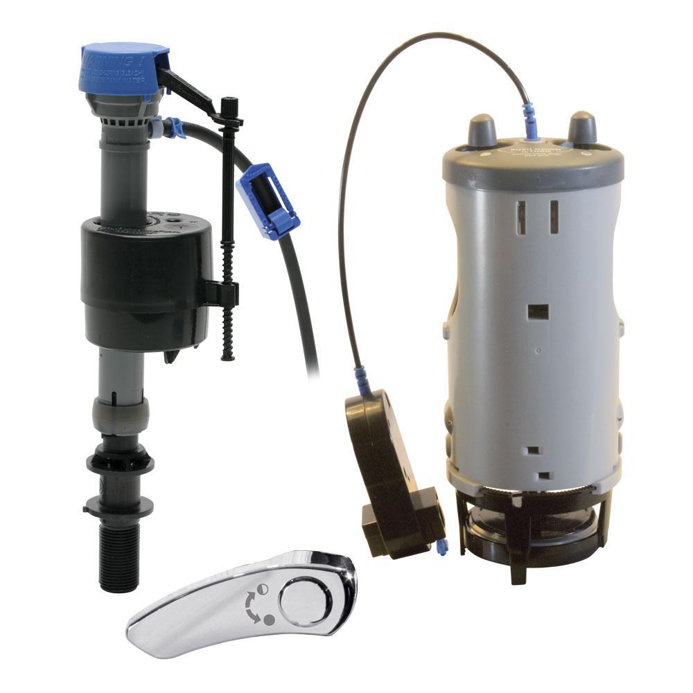 Fluidmaster Duo Flush System Toilet Converter by Fluidmaster