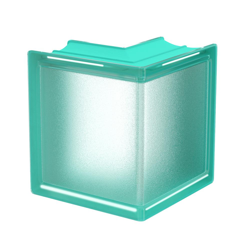 Mint 5.75 in. x 5.75 in. x 3.15 in. Classic Turquoise