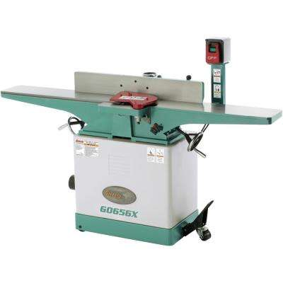 15 Amp 8 in. Corded Jointer with Spiral Cutterhead