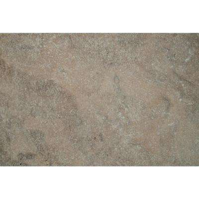 Silver 16 in. x 24 in. Tumbled Travertine Paver Tile (15 Pieces / 40.05 Sq. ft. / Pallet)