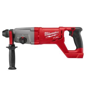 Milwaukee M18 FUEL 18-Volt Lithium-Ion Brushless Cordless 1 inch SDS-Plus D-Handle Rotary Hammer (Tool-Only) by Milwaukee