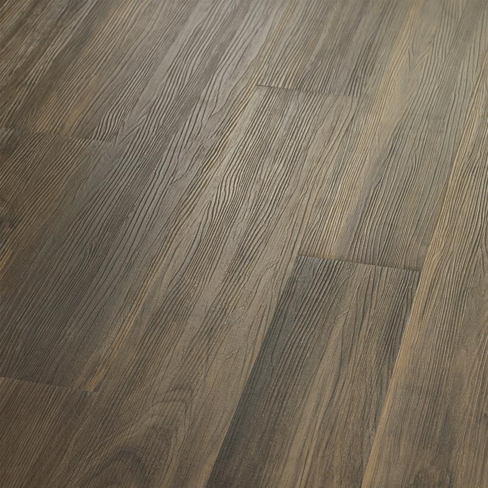 Shaw Grand Slam 6 in. x 48 in. Banks Resilient Vinyl Plank Flooring (41.72 sq. ft. / case)