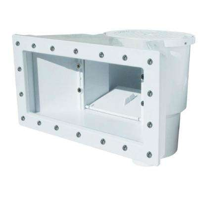 Wide Mouth High Profile Wall Skimmer