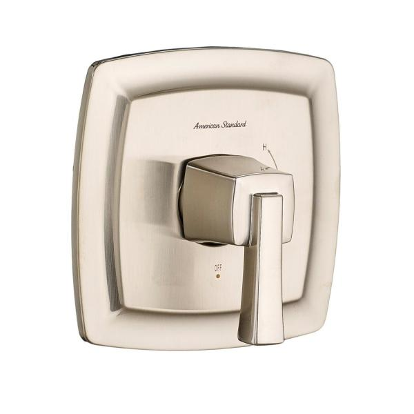 Townsend 1-Handle Pressure Balance Valve Only Trim Kit in Brushed Nickel (Valve Not Included)