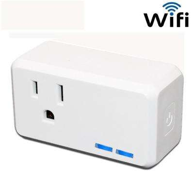 Wi-Fi Mini Smart Plug Works with Alexa for Voice Control Save Energy and Reduce Electric Bill