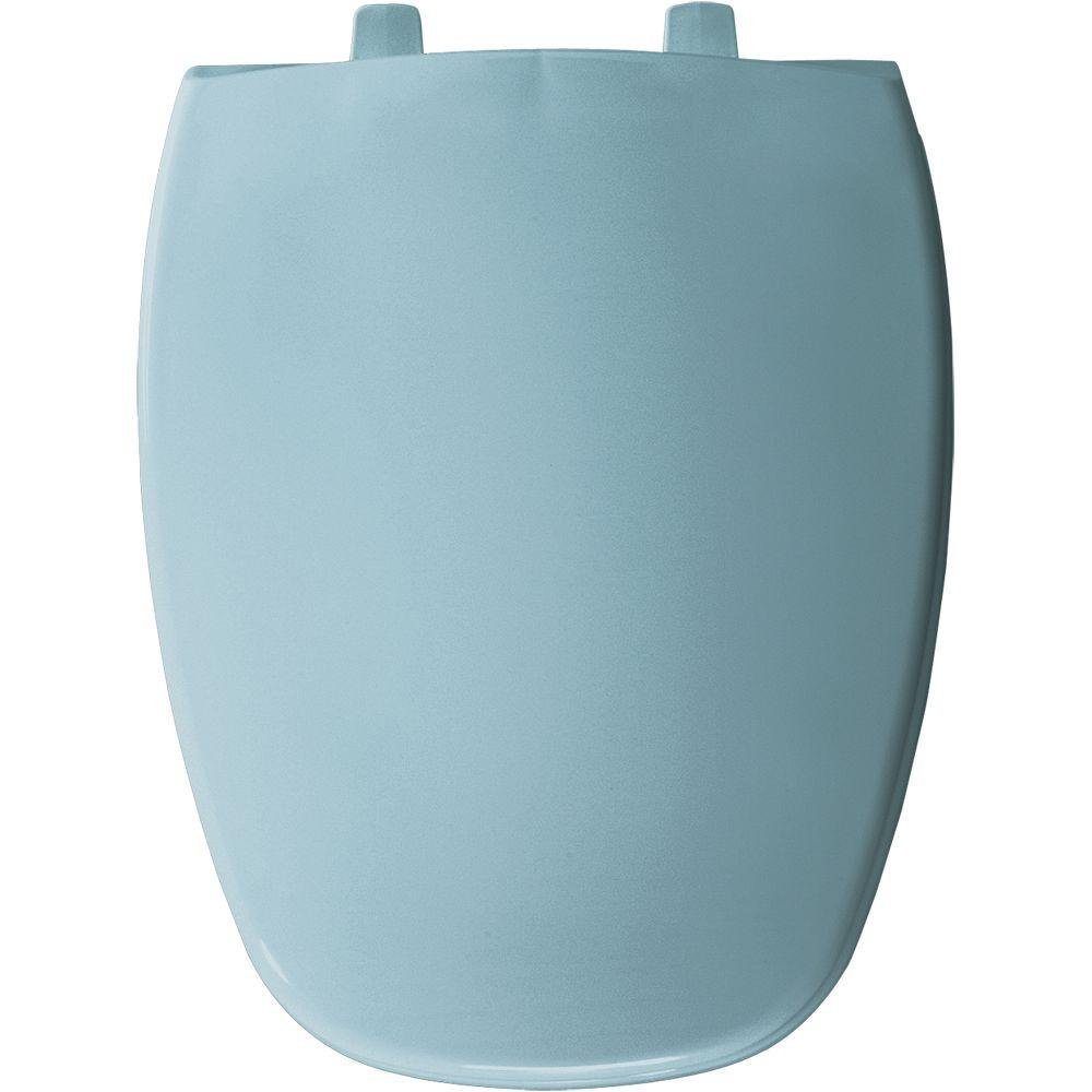 Nickbarron 100 bemis toilet seat colors images my blog bemis elongated closed front toilet seat in twilight blue 124 0205 nvjuhfo Image collections