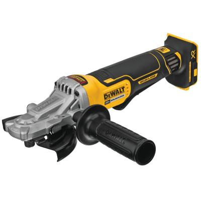 5 in. 20-Volt Cordless Small Angle Grinder with Paddle Switch and Kickback Brake (Tool-Only)