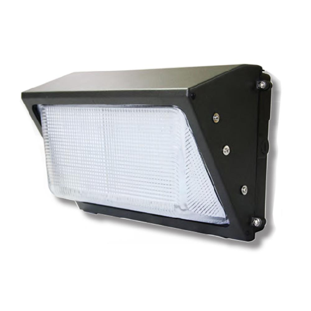 400 Watt Led Wall Pack Lights: Worldwide Lighting Traditional 400-Watt Equivalent 5000K