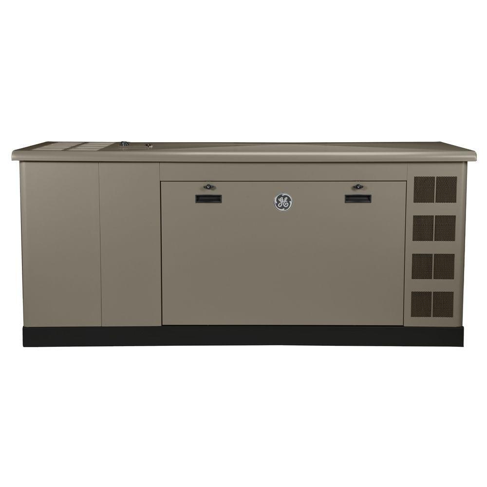 GE 48,000-Watt Liquid Cooled Automatic Standby Generator