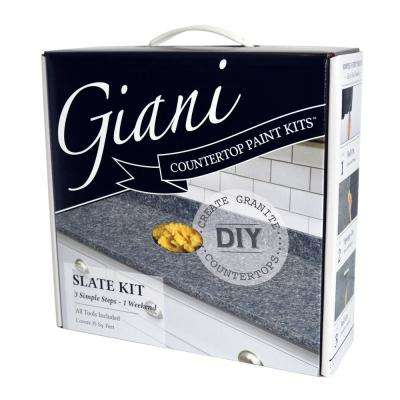 Giani Granite Slate Countertop Paint Kit