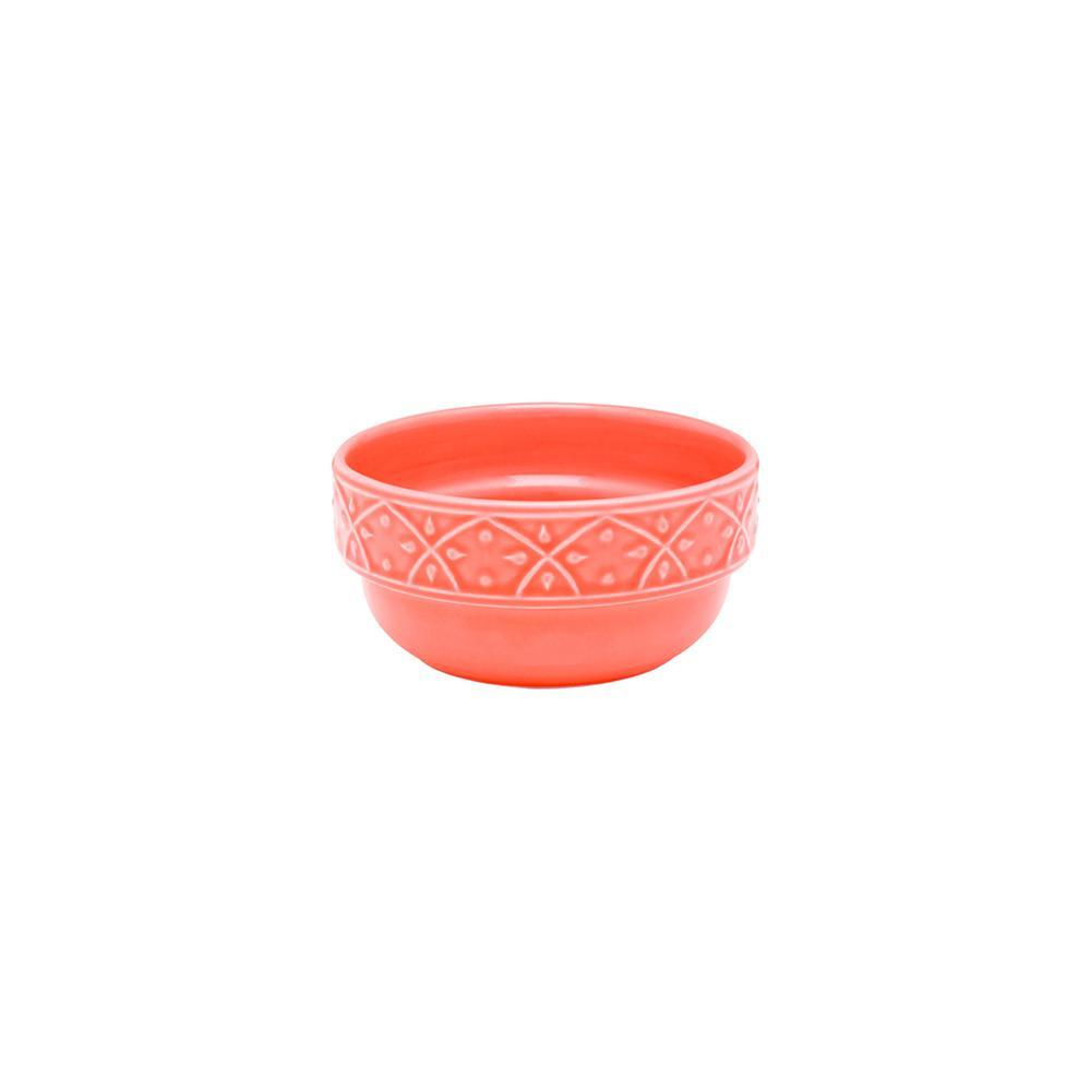 Manhattan Comfort Mendi 16.91 oz. Coral Earthenware Soup Bowls (Set of 12), Pink was $179.99 now $102.39 (43.0% off)