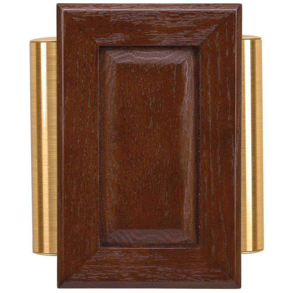 heath zenith wired doorbell dw 48 the home depot. Black Bedroom Furniture Sets. Home Design Ideas