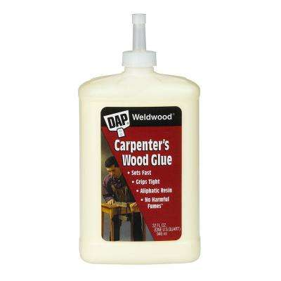 Weldwood 32 oz. Carpenter's Wood Glue (12-Pack)