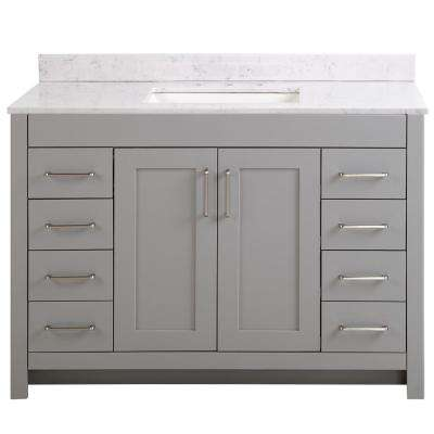 48 inch vanities bathroom vanities bath the home depot rh homedepot com bathroom vanities 48 x 19 bathroom vanities 48 inches wide