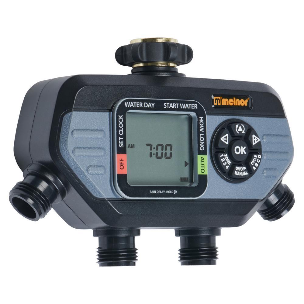 HydroLogic 4 Zone Timer