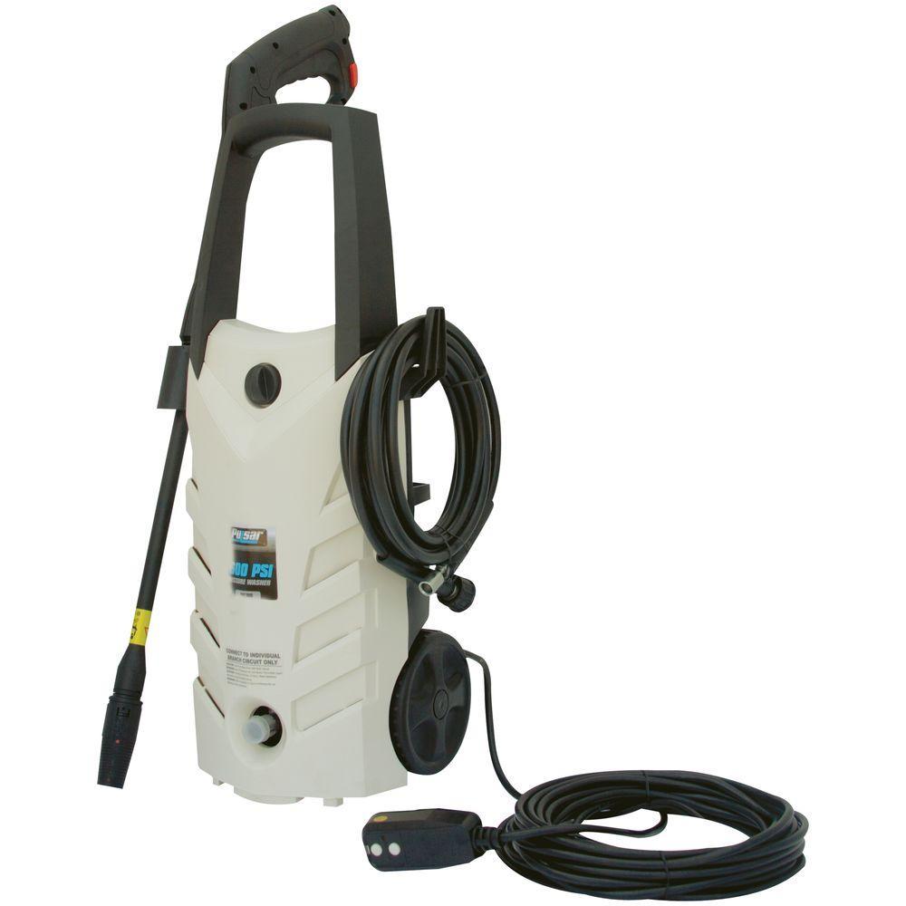 1,600 psi 1.6 GPM Electric Pressure Washer