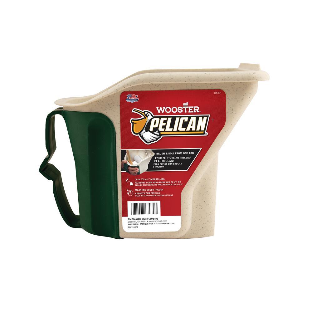 1 qt. Pelican Hand-Held Pail