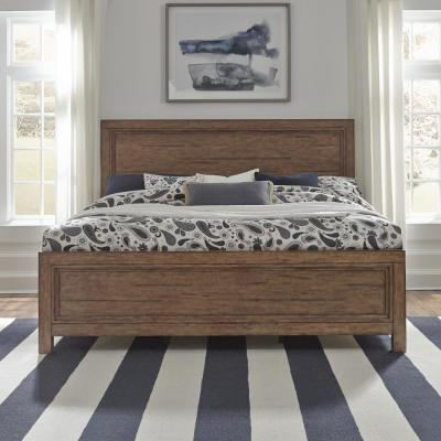 Sedona Toffee King Brown Bed