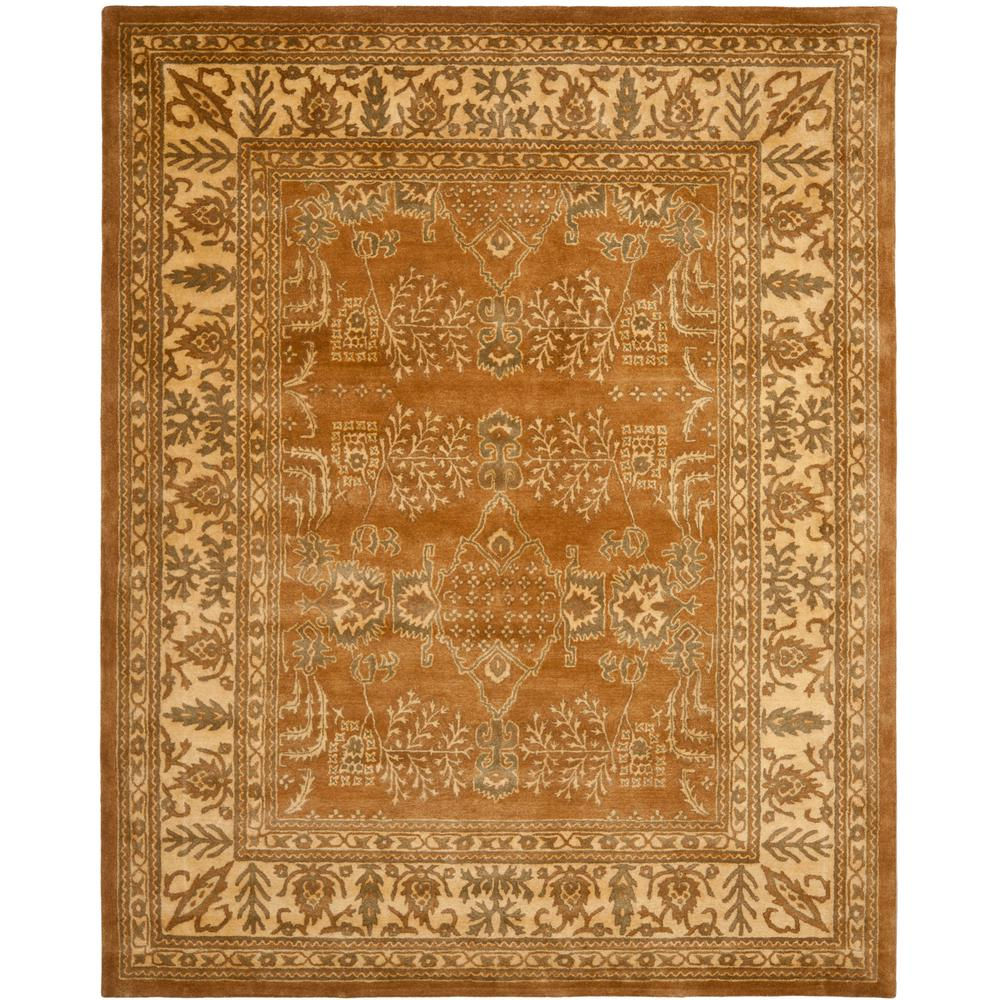 Safavieh Bergama Light Brown Beige 8 Ft X 10 Ft Area Rug