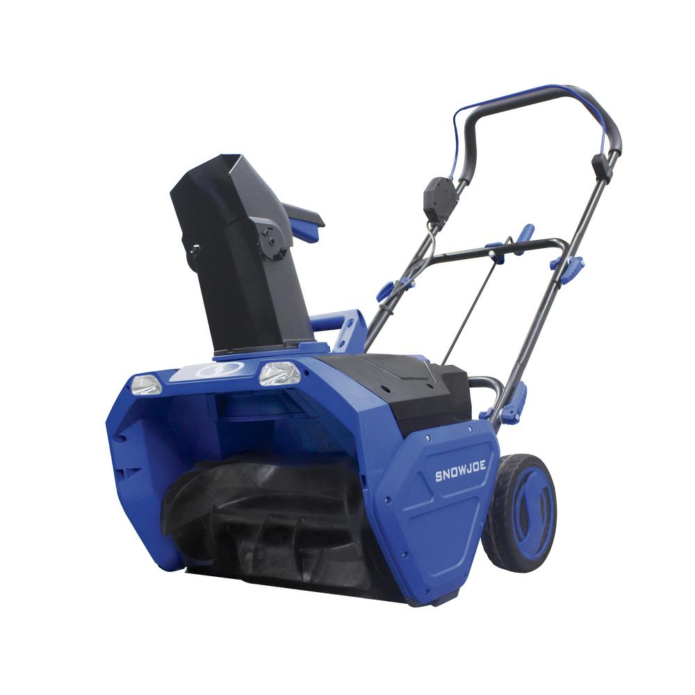 Snow Joe 20 in. 48-Volt Cordless Electric Snow Blower (Tool Only)