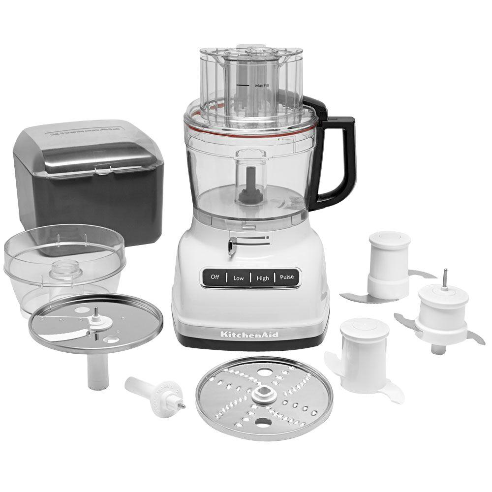 Kitchenaid Kfp Exactslice  Cup Food Processor Reviews