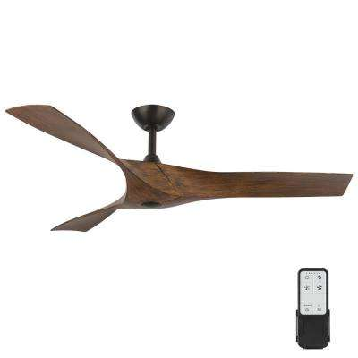 Wesley 52 inch Ceiling Fan in Ash Wood