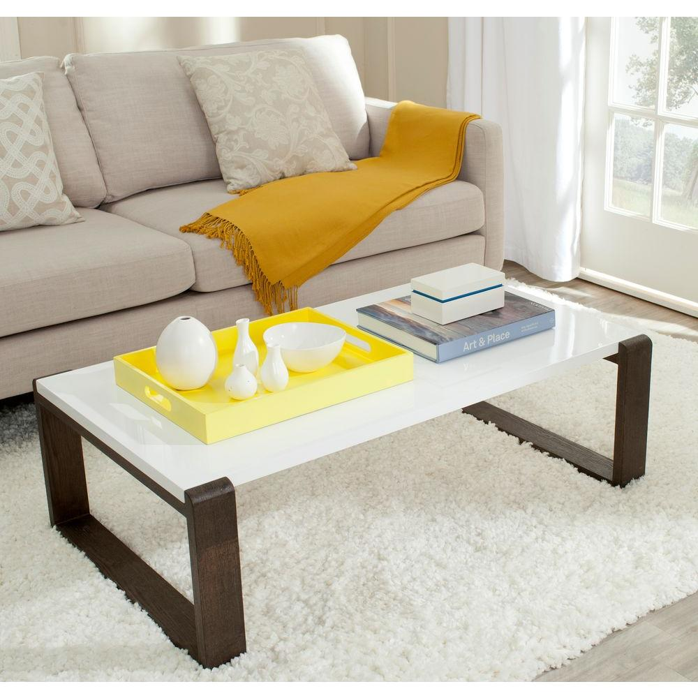 Bartholomew Dark Brown Coffee Table