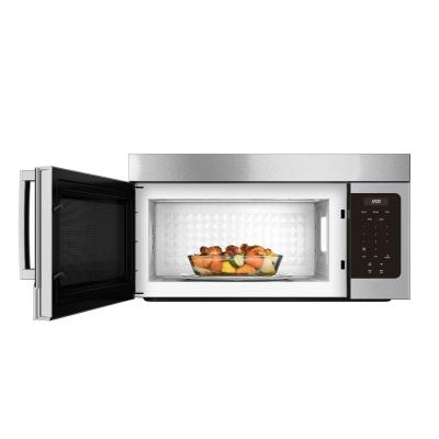 300 Series 30 in. 1.6 cu. ft. Over the Range Microwave in Stainless Steel