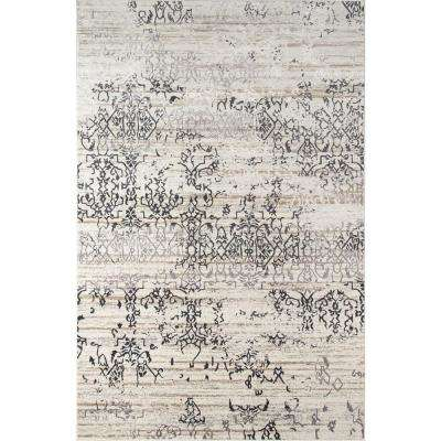 Juliet Ivory 5 ft. x 8 ft. Indoor Area Rug