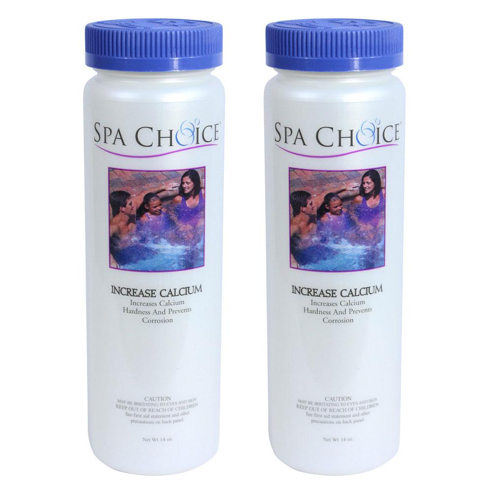 Spa Choice Spa and Hot Tub 14 oz. Calcium Increaser (2-Pack)