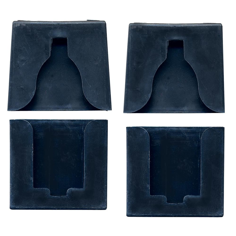 Protective Pads for BPC-H34 Pipe Clamps (Pack of 2)