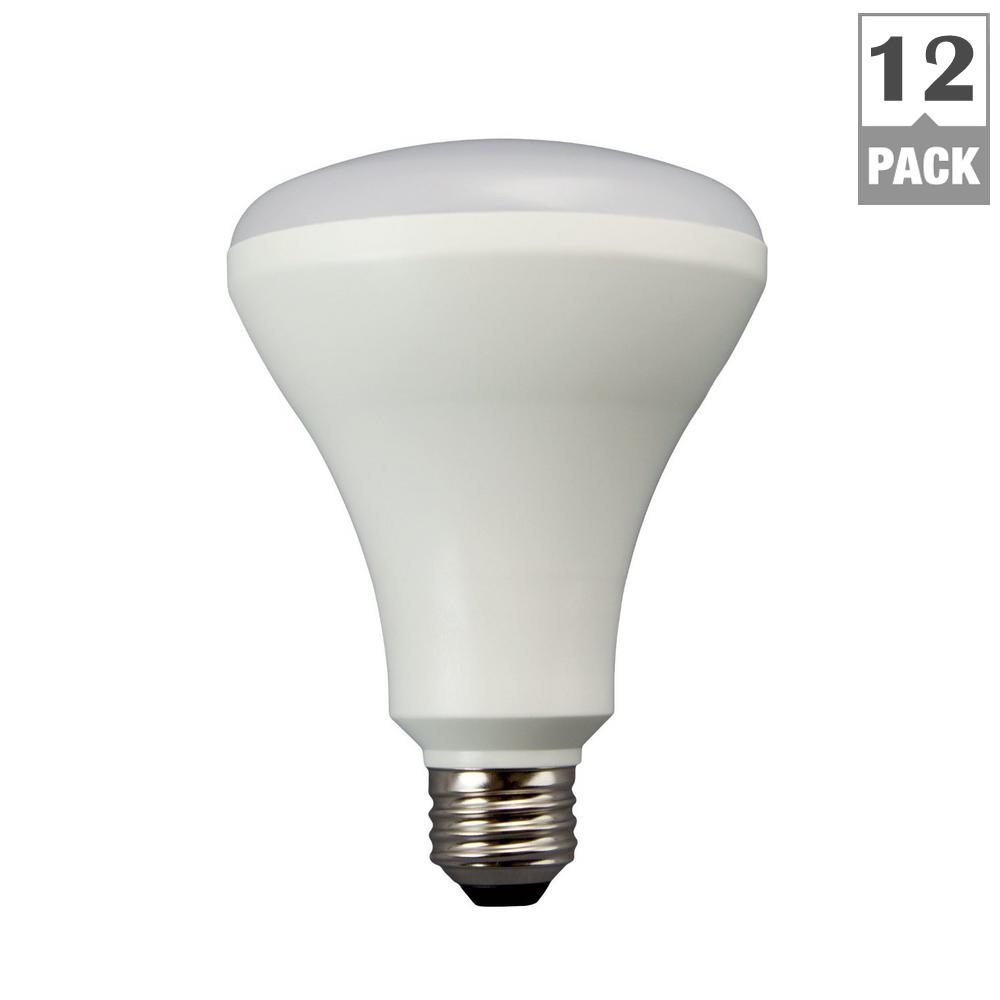 TCP 65W Equivalent Soft White BR30 Non Dimmable LED Flood