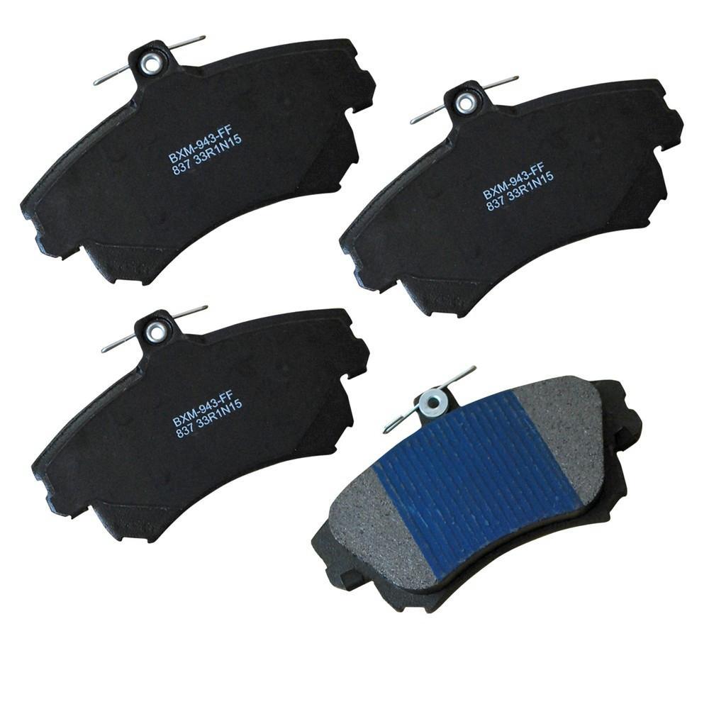 Stop Semi-Metallic Disc Brake Pad - Front