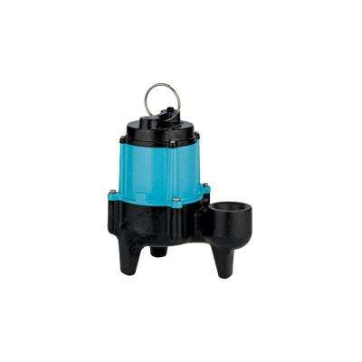 10SN Series 10S-DPLX .5 HP Submersible Sewage Pump