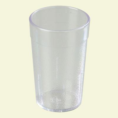 9.5 oz. Polycarbonate Stackable Tumbler in Clear (Case of 24)