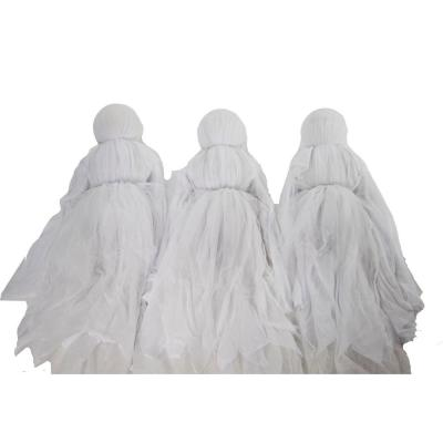41 in. Light-Up Lawn Ghosts Halloween Prop