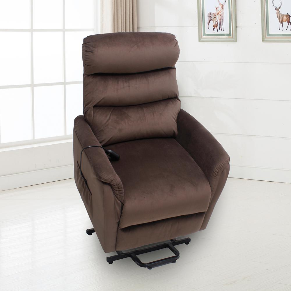 Southgate Chocolate Lift Chair-M6017AO
