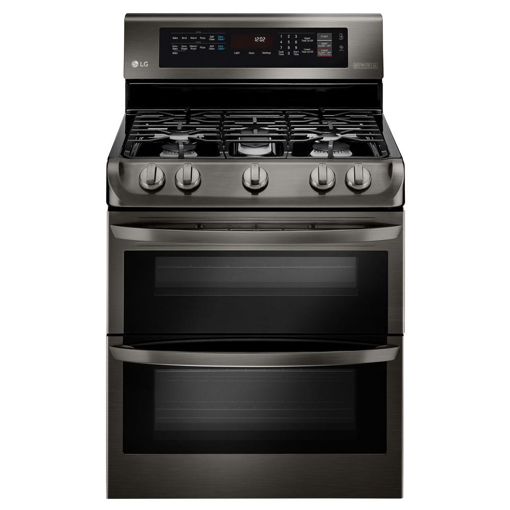 Superieur Double Oven Gas Range With ProBake Convection Oven,