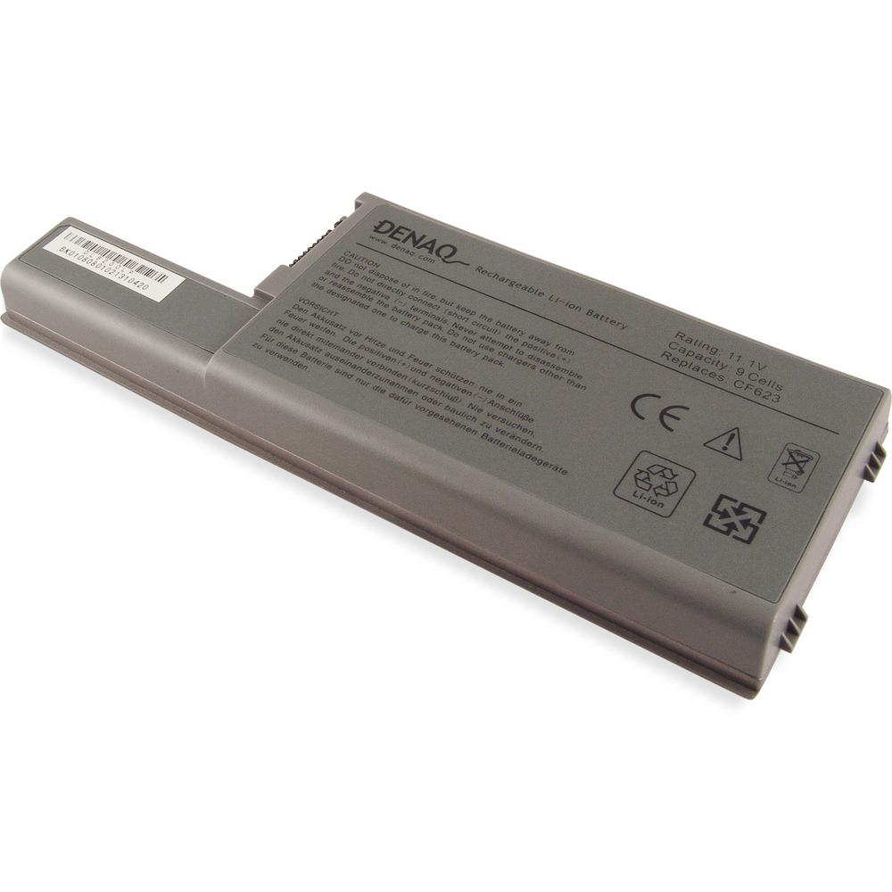 9-Cell 85Whr Lithium-Ion Laptop Battery for DELL Latitude D531, D531N, D820,